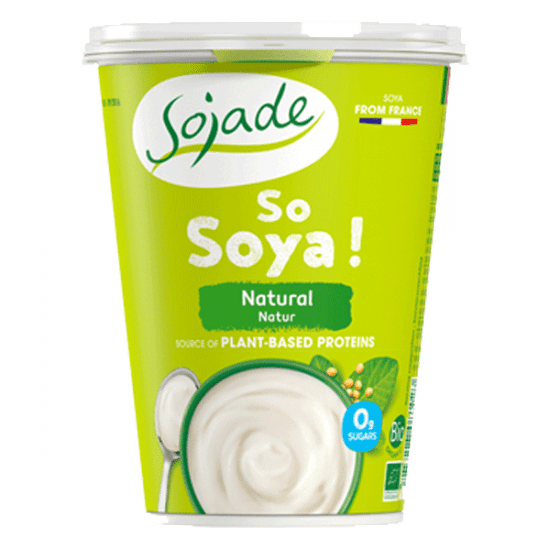 Soya & Coconut Yoghurt