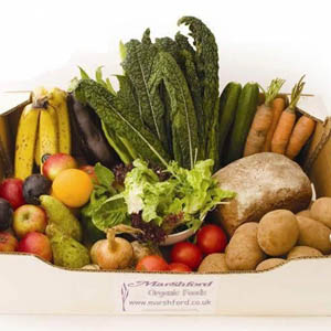 Vegetable, Fruit & Mixed Boxes