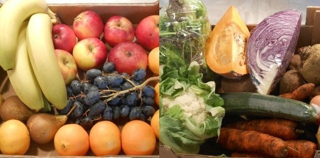 Fruit and Veg Mixed Boxes
