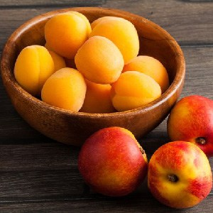 Peaches, Nectarines & Apricots