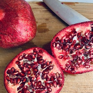 Pomegranate & Quince