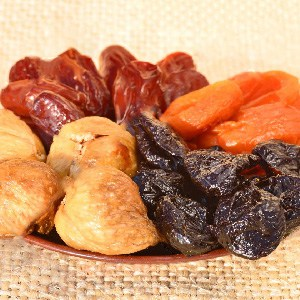 Dates, Figs & Prunes