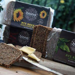 Rye Long Life Bread